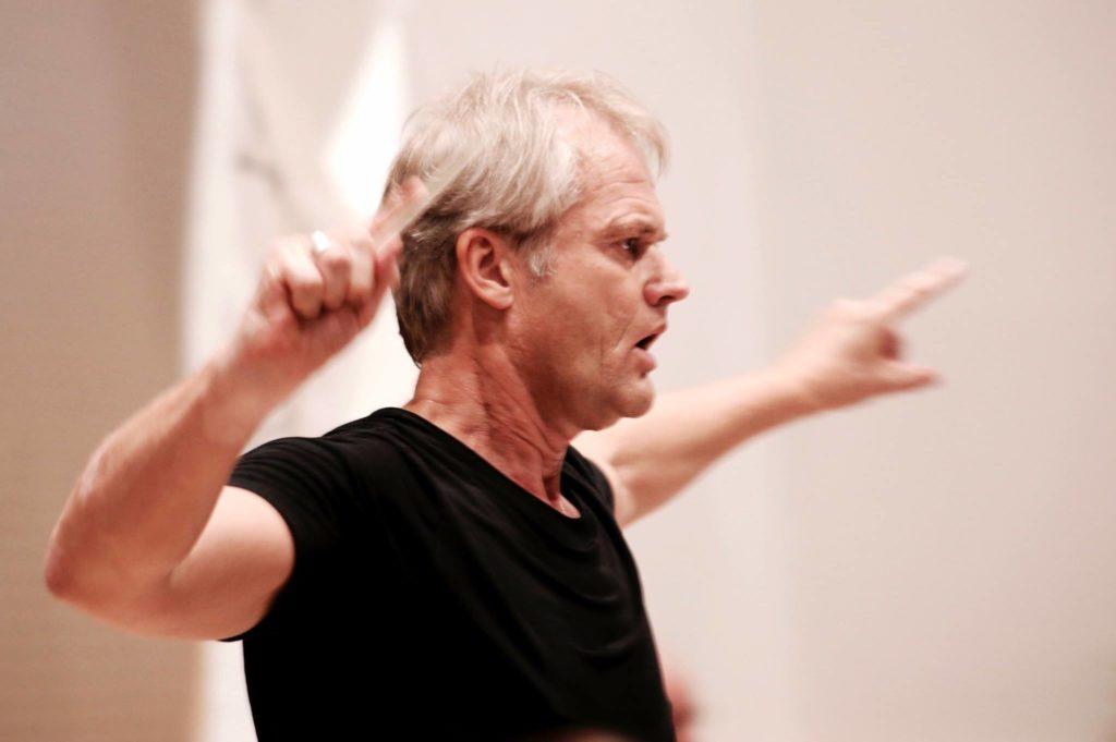 Dirigent Marcel Visser - Fanfare De Eendracht Den Ilp