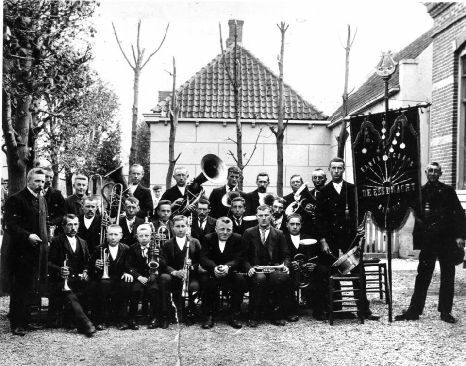 1904 De Eendracht Den Ilp concours