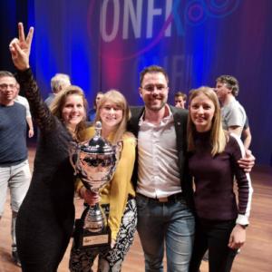 ONFK kampioen Eendracht Den Ilp